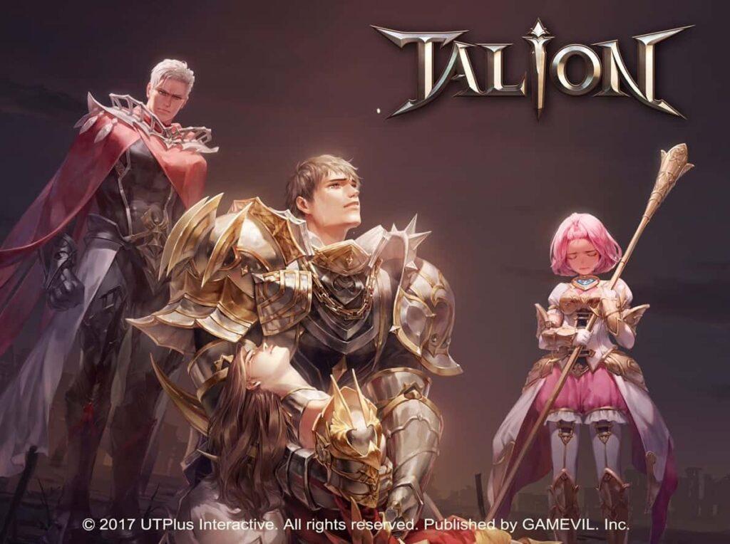 talion update guild war