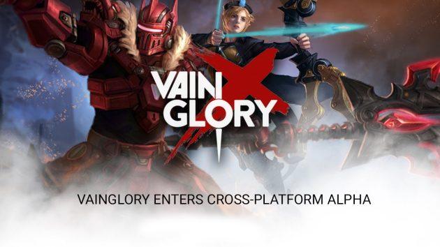VAINGLORY Cross Platform is real, Saatnya main di Windows dan Mac
