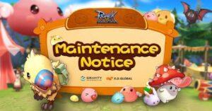 Ragnarok M Eternal Love Maintenance Update 6 Desember 2018