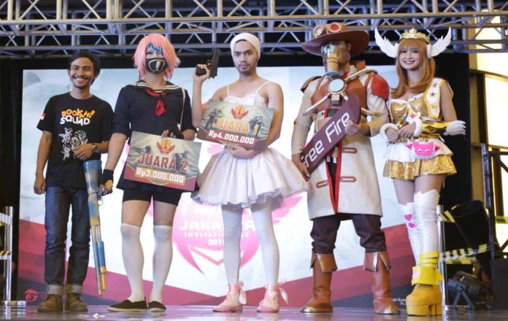 Kompetisi cosplay