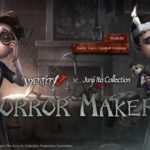 Identity V Kolaborasi dengan Junji Ito sang Maestro Horror Jepang