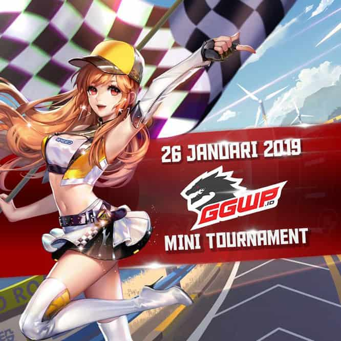 Mini Turnamen GGWP.ID Garena Speed Drifters