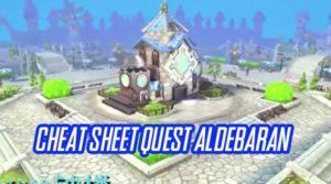 Cheat Sheet Kunci Jawaban Pertanyaan Quest Aldebaran dan Clock Tower