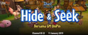 Mau Big Cat Coin Gratis? Yuk Main Hide & Seek bareng Unipin di Ragnarok M