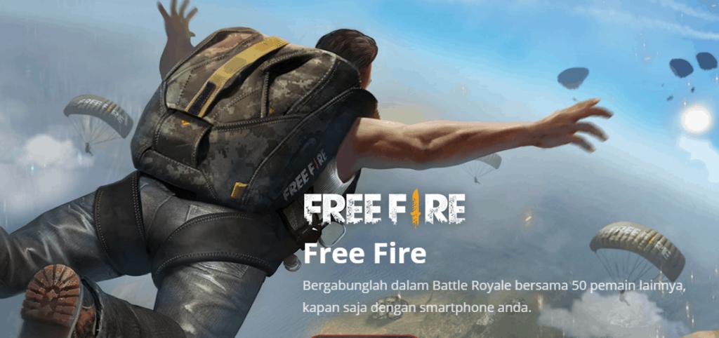 Garena Indonesia Free Fire