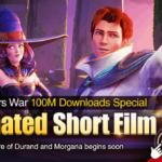Com2uS Umumkan Film Animasi Pendek Summoners War