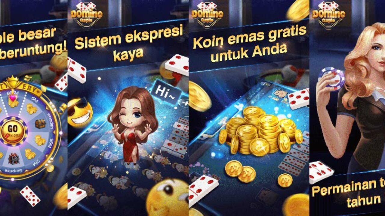 Cara Mendapatkan Koin Gratis Di Domino Gaple - Seputar ...