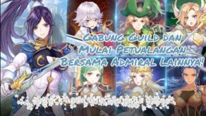 Tutorial Guild The War of Genesis