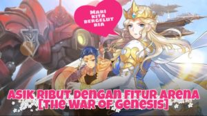 Tutorial Arena The War of Genesis