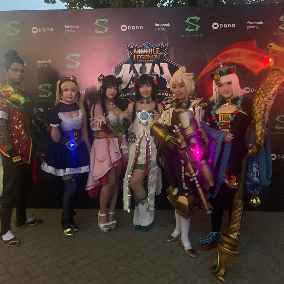 6 Cosplay Mobile Legends Paling Epic Mobileague Indonesia