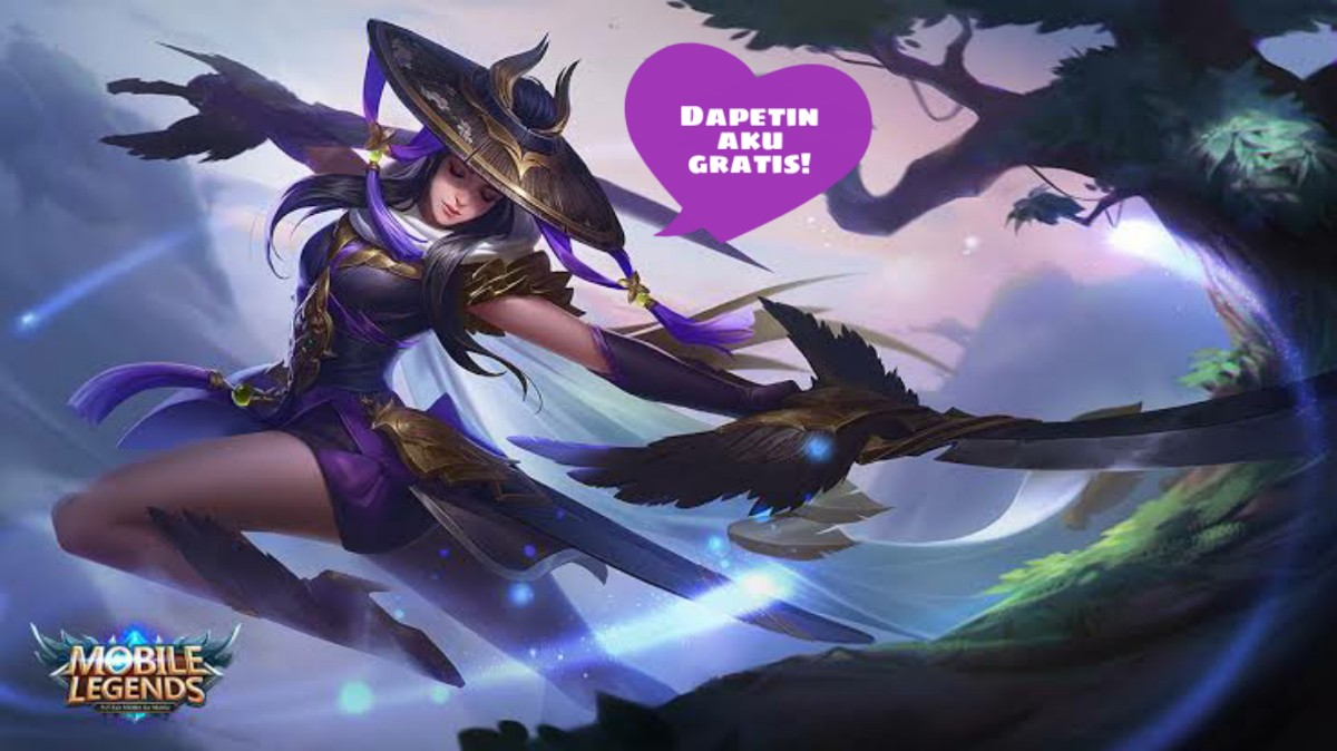 Moonton Baik Bagi Bagi 2 Skin Epic Gratis Mobile Legend